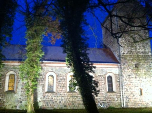 Dorfkirche an der Arche in Neuenhagen