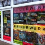 Zu Silvester: Feuerwerksverkauf bei Jannys Eis in Neuenhagen
