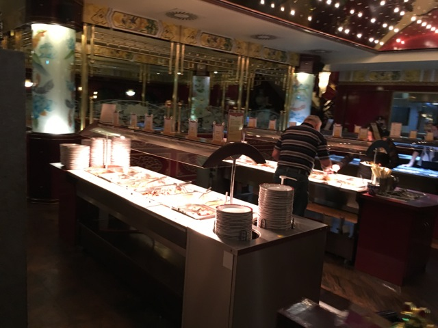 Asia-Buffet im China-Restaurant - Kaiserpavillon Hoppegarten
