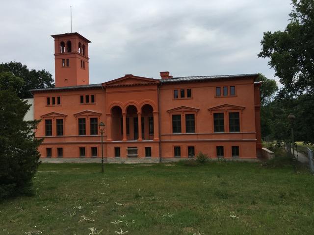 Schloss in Hoppegarten